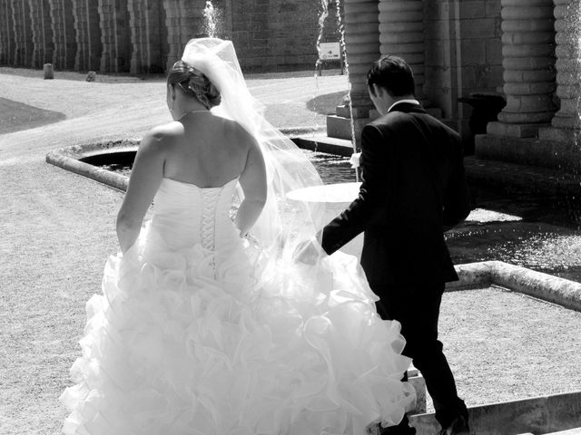 Le mariage de Alexis et Elise à Luzarches, Val-d'Oise 7