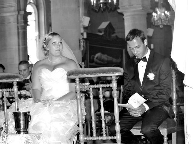 Le mariage de Alexis et Elise à Luzarches, Val-d'Oise 10