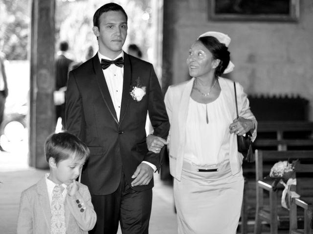 Le mariage de Alexis et Elise à Luzarches, Val-d'Oise 13