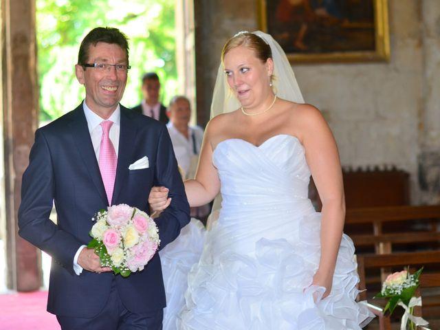 Le mariage de Alexis et Elise à Luzarches, Val-d'Oise 14