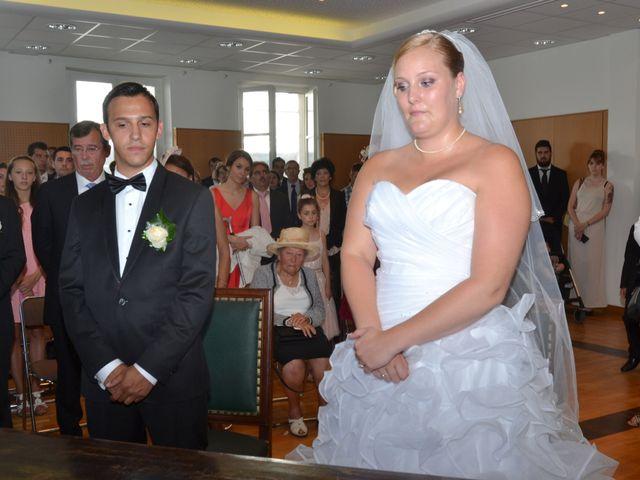 Le mariage de Alexis et Elise à Luzarches, Val-d'Oise 16