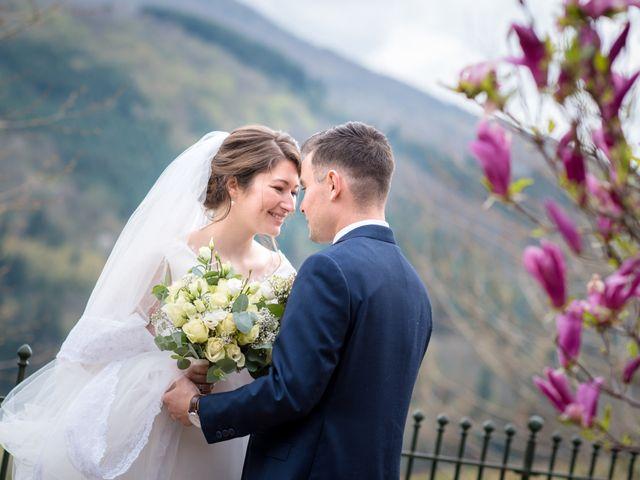 Le mariage de Gauthier et Sandra à Beaujeu, Rhône 9