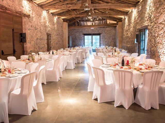 Le mariage de Gauthier et Sandra à Beaujeu, Rhône 15