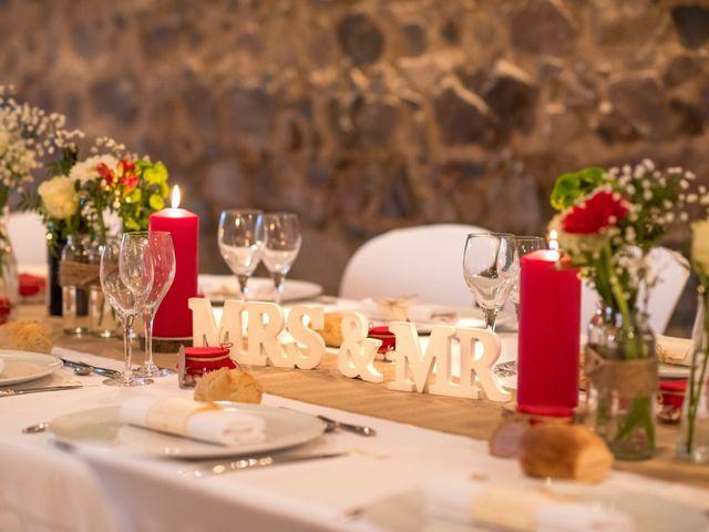 Le mariage de Gauthier et Sandra à Beaujeu, Rhône 16
