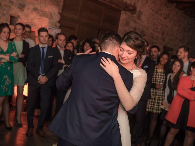 Le mariage de Gauthier et Sandra à Beaujeu, Rhône 20