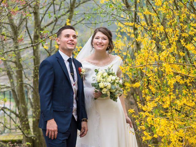Le mariage de Gauthier et Sandra à Beaujeu, Rhône 12