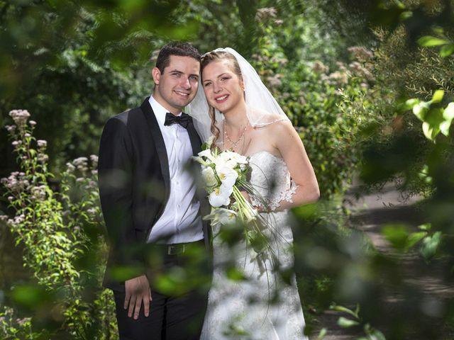 Le mariage de Florian et Elodie à Amiens, Somme 7