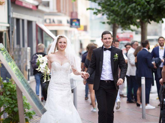 Le mariage de Florian et Elodie à Amiens, Somme 10