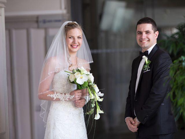 Le mariage de Florian et Elodie à Amiens, Somme 13