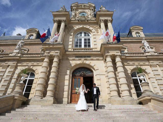 Le mariage de Florian et Elodie à Amiens, Somme 17
