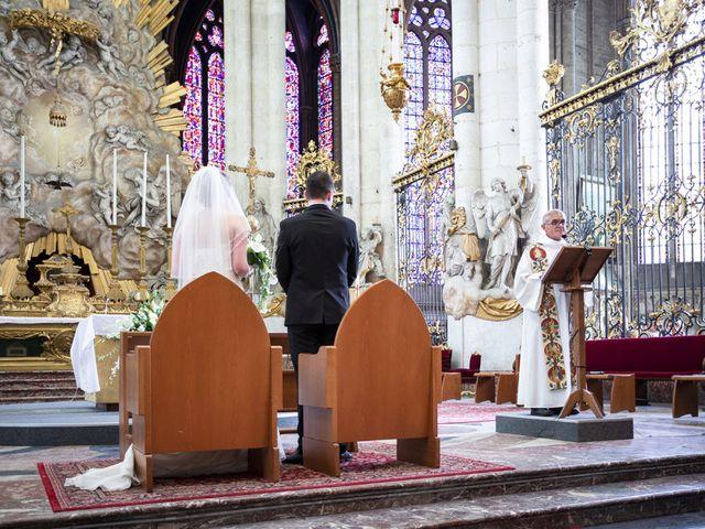 Le mariage de Florian et Elodie à Amiens, Somme 18