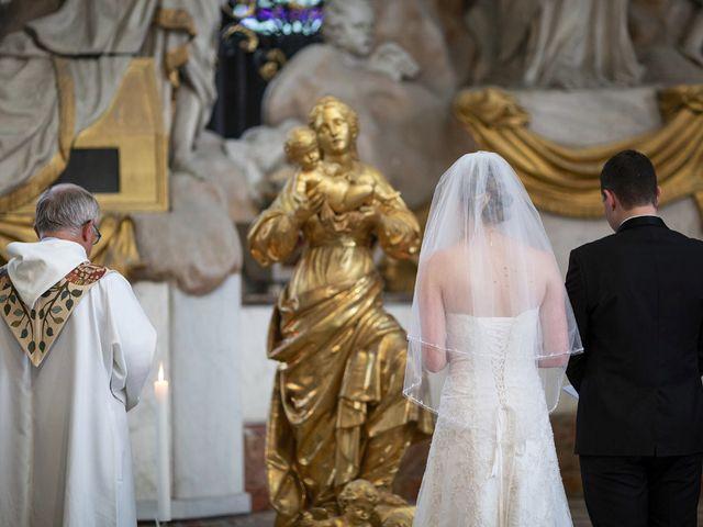 Le mariage de Florian et Elodie à Amiens, Somme 21