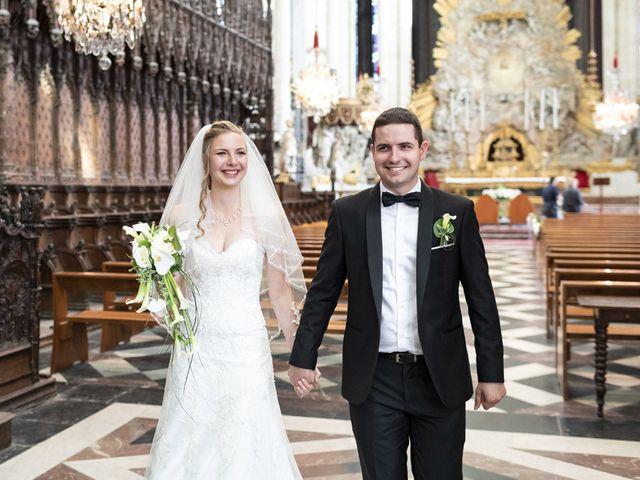 Le mariage de Florian et Elodie à Amiens, Somme 22