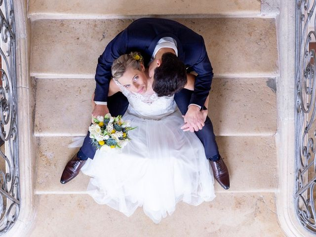 Le mariage de Sébastien et Aurélie à Laneuveville-devant-Nancy, Meurthe-et-Moselle 10