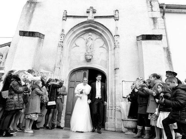 Le mariage de Sébastien et Aurélie à Laneuveville-devant-Nancy, Meurthe-et-Moselle 26