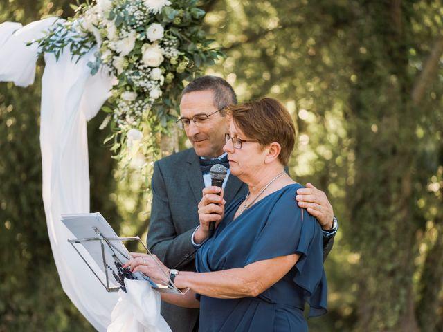 Le mariage de Pierre et Aude à Cadenet, Vaucluse 17
