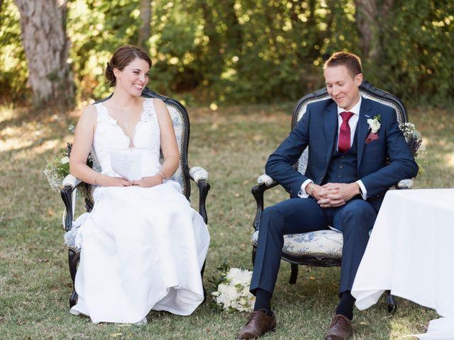 Le mariage de Pierre et Aude à Cadenet, Vaucluse 19