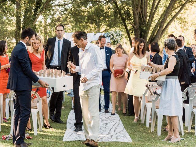 Le mariage de Pierre et Aude à Cadenet, Vaucluse 25