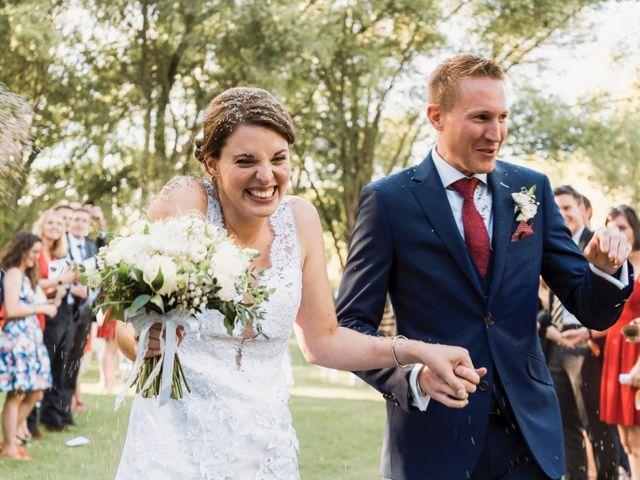 Le mariage de Pierre et Aude à Cadenet, Vaucluse 27