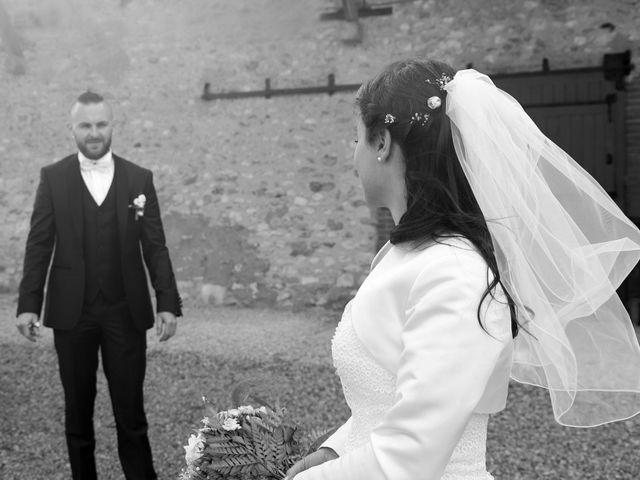 Le mariage de Aurélien et Pauline à Santeuil, Eure-et-Loir 27