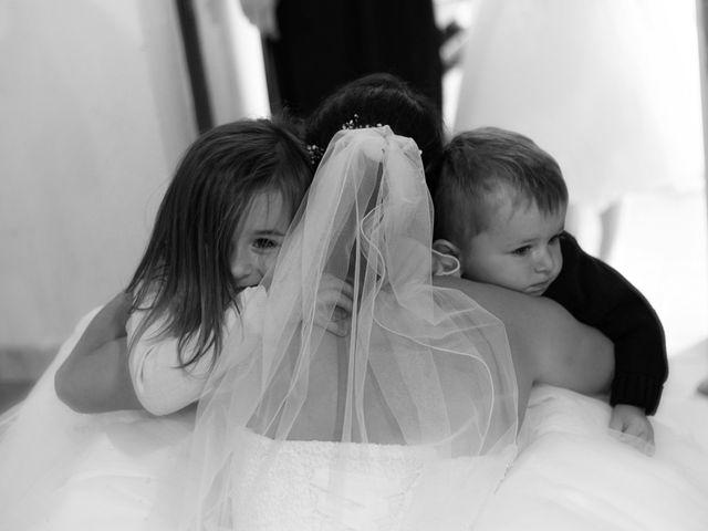 Le mariage de Aurélien et Pauline à Santeuil, Eure-et-Loir 35