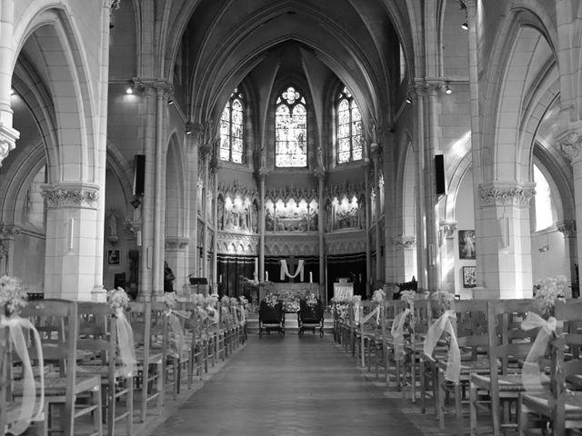Le mariage de Aurélien et Pauline à Santeuil, Eure-et-Loir 42