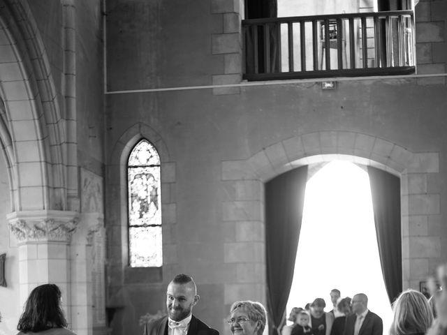 Le mariage de Aurélien et Pauline à Santeuil, Eure-et-Loir 43