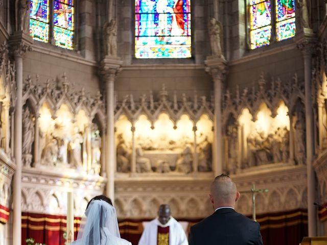 Le mariage de Aurélien et Pauline à Santeuil, Eure-et-Loir 45
