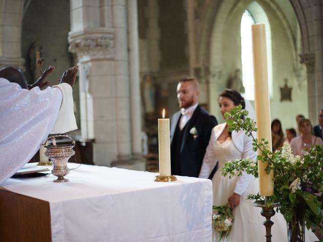 Le mariage de Aurélien et Pauline à Santeuil, Eure-et-Loir 54