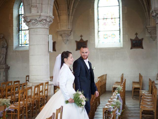 Le mariage de Aurélien et Pauline à Santeuil, Eure-et-Loir 55