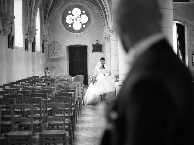 Le mariage de Aurélien et Pauline à Santeuil, Eure-et-Loir 58