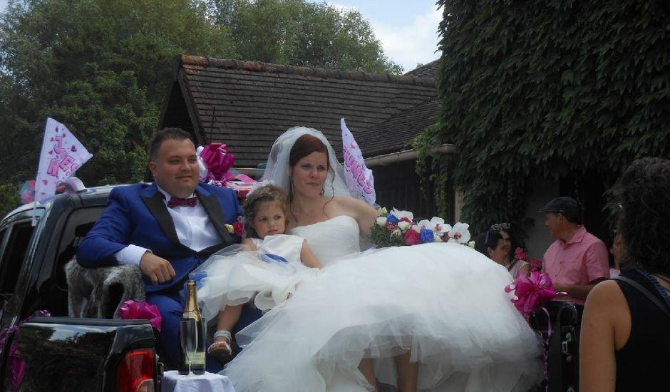 Le mariage de Cédric  et Tiphany à Menucourt, Val-d'Oise