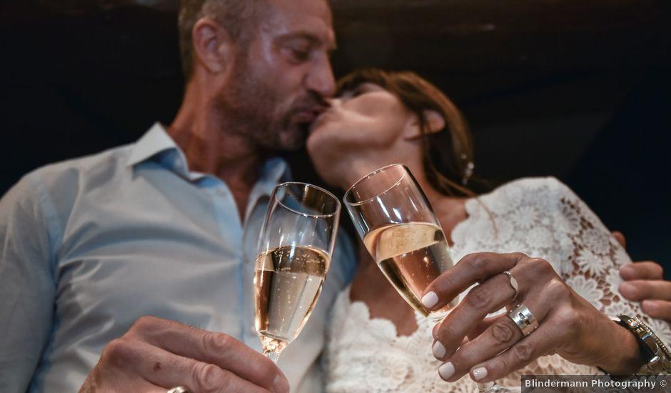Le mariage de Laurent et Christine à Cannes, Alpes-Maritimes