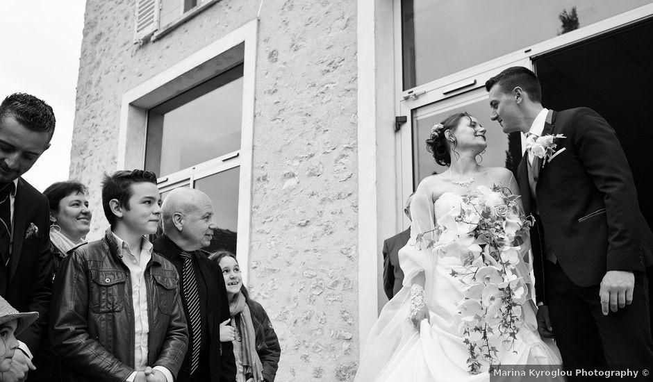 Le mariage de Romain et Elise à Vallery, Yonne