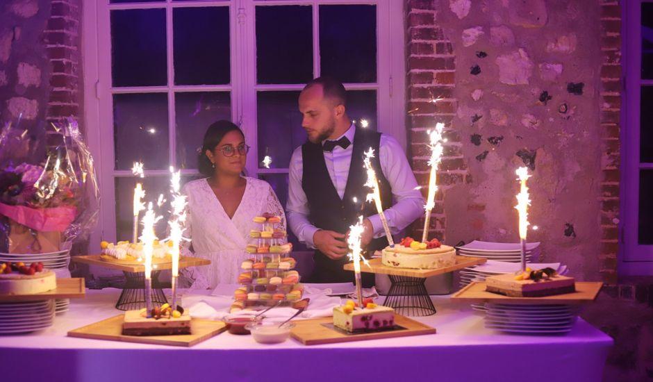Le mariage de Andréas  et Maéva  à Saint-Léger-du-Bourg-Denis, Seine-Maritime