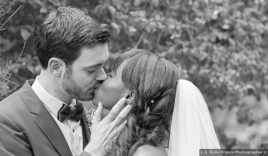 Le mariage de Arnaud et Mila à Ibos, Hautes-Pyrénées