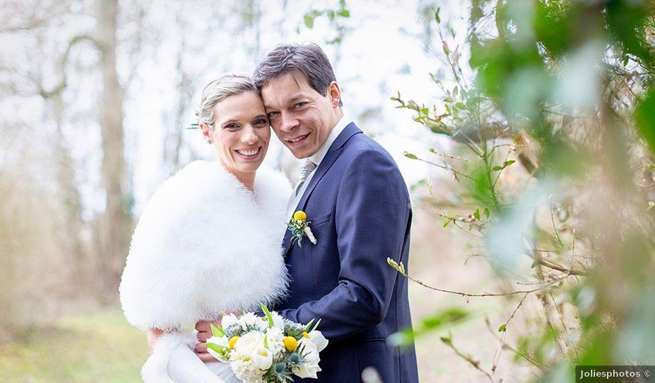 Le mariage de Sébastien et Aurélie à Laneuveville-devant-Nancy, Meurthe-et-Moselle