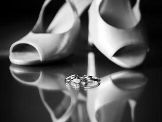 Le mariage de Léa et David 1