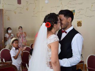 Le mariage de Marine et Alexandre