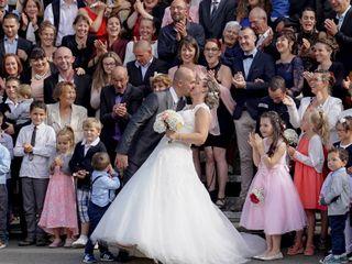 Le mariage de Sandrine et Ronan