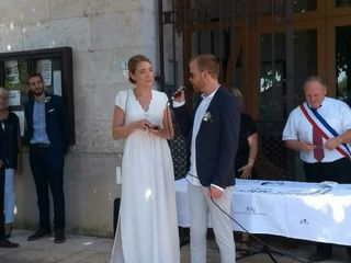 Le mariage de Mathilde et Elliot 2
