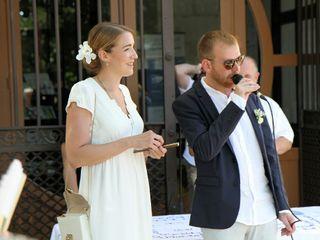 Le mariage de Mathilde et Elliot