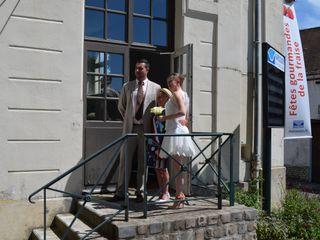 Le mariage de Julie et Denis 1
