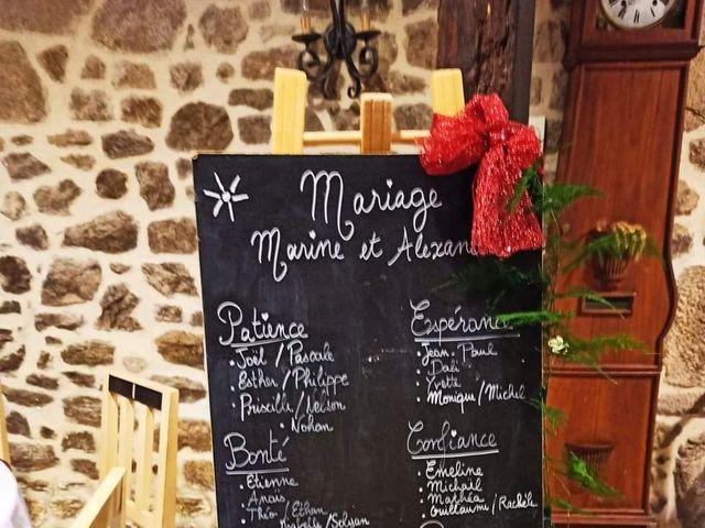 Le mariage de Alexandre et Marine à Saint-Privat, Corrèze 4