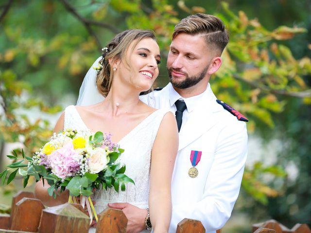 Le mariage de Marion et Nicolas
