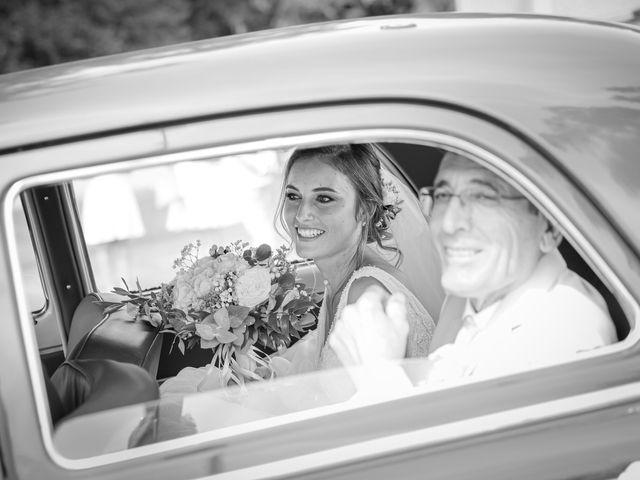 Le mariage de Nicolas et Marion à Saint-Victoret, Bouches-du-Rhône 10