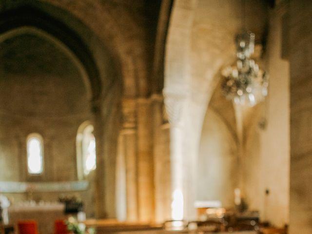 Le mariage de Alexandre et Marie-Clémence à Rions, Gironde 8