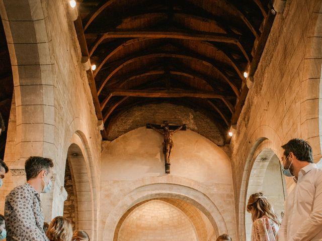 Le mariage de Alexandre et Marie-Clémence à Rions, Gironde 9