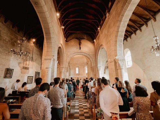 Le mariage de Alexandre et Marie-Clémence à Rions, Gironde 10