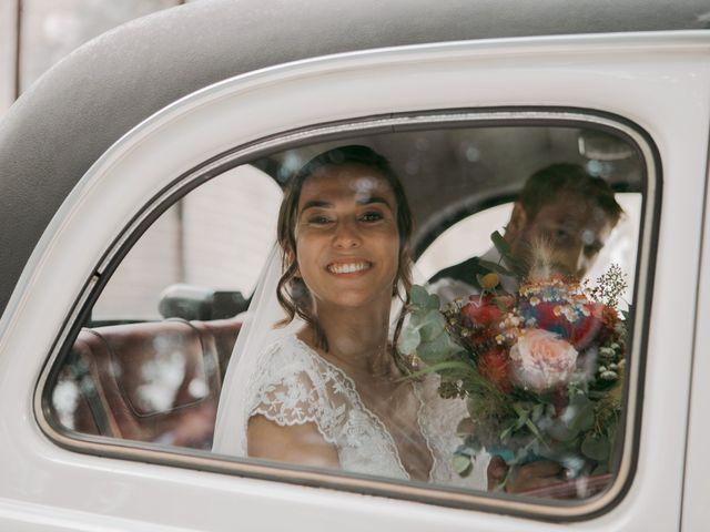 Le mariage de Alexandre et Marie-Clémence à Rions, Gironde 12